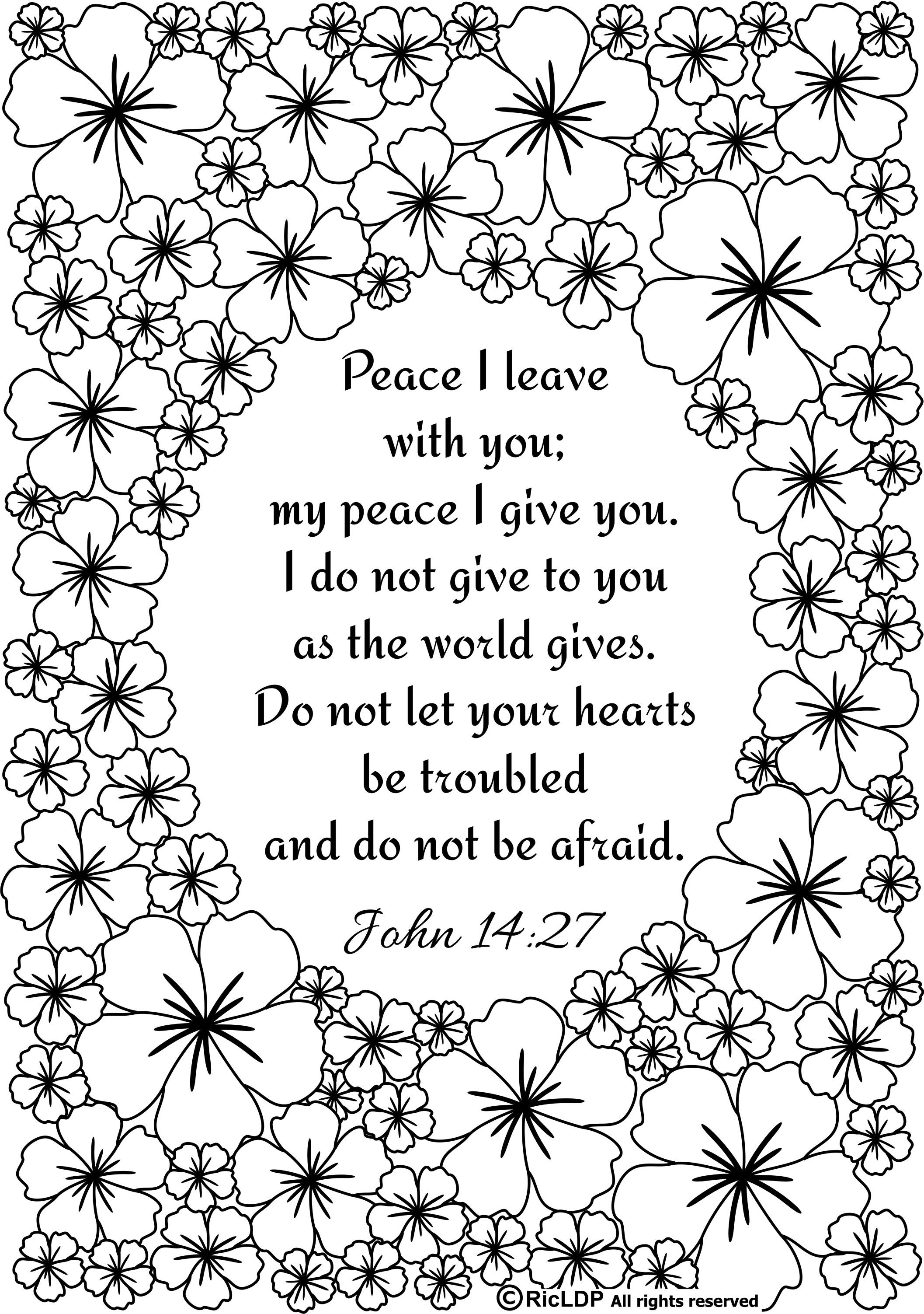 Ricldp Artworks (Ricldp)   Coloring Pages!!!   Pinterest   Bible - Free Printable Bible Coloring Pages