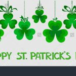 Saint Patricks Day Banner Design Print Stock Vector (Royalty Free   Free Printable St Patrick's Day Banner