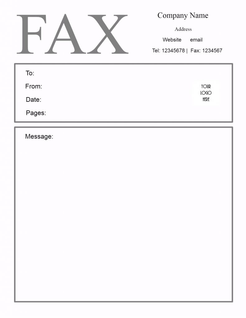 Sample Of Fax Cover Sheet Pdf Download   [Free]* Fax Cover Sheet - Free Printable Fax Cover Sheet Pdf