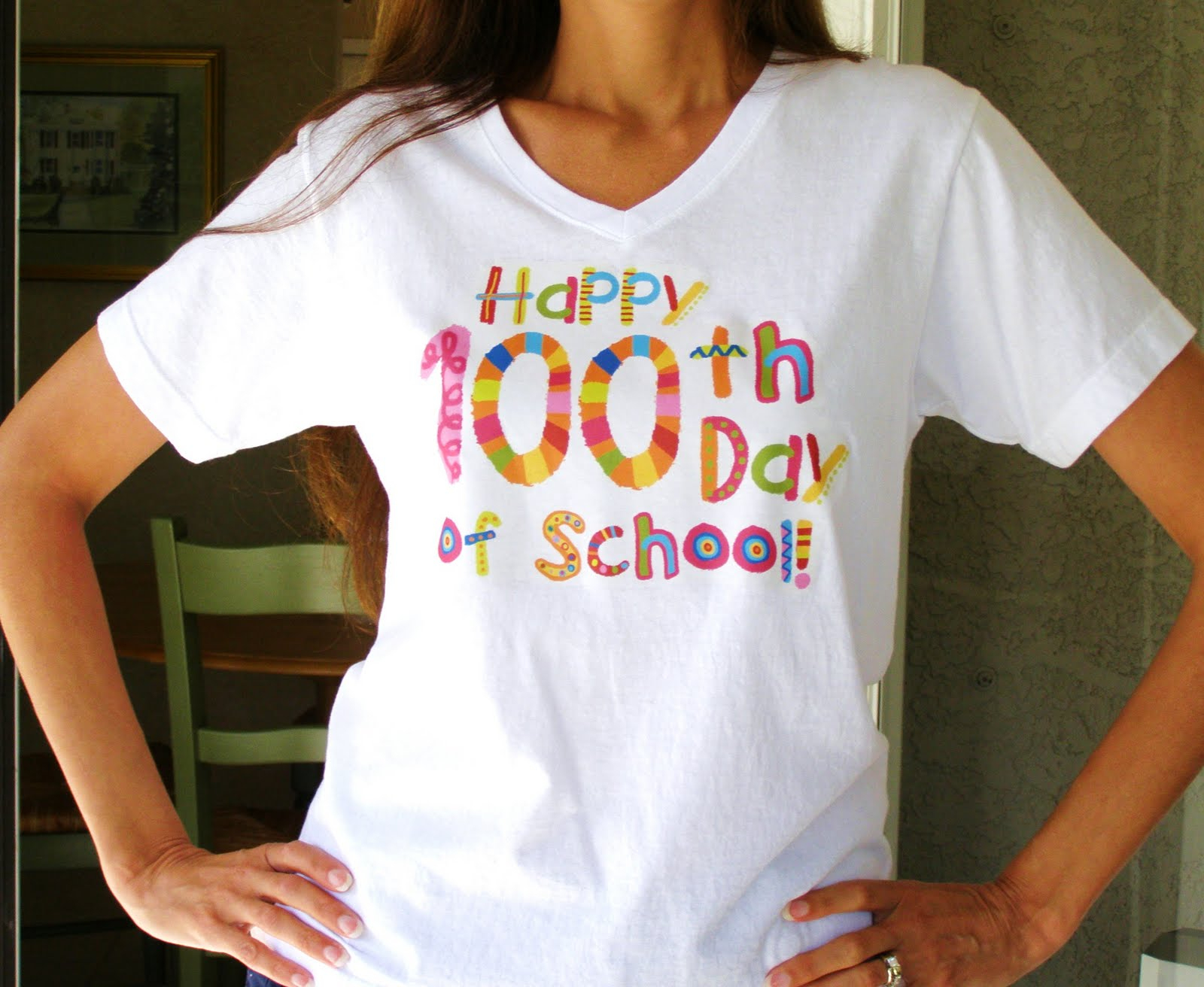 School T-Shirt Freebies :) | Mrs. Gilchrist's Class - Free Printable Iron On Transfers For T Shirts