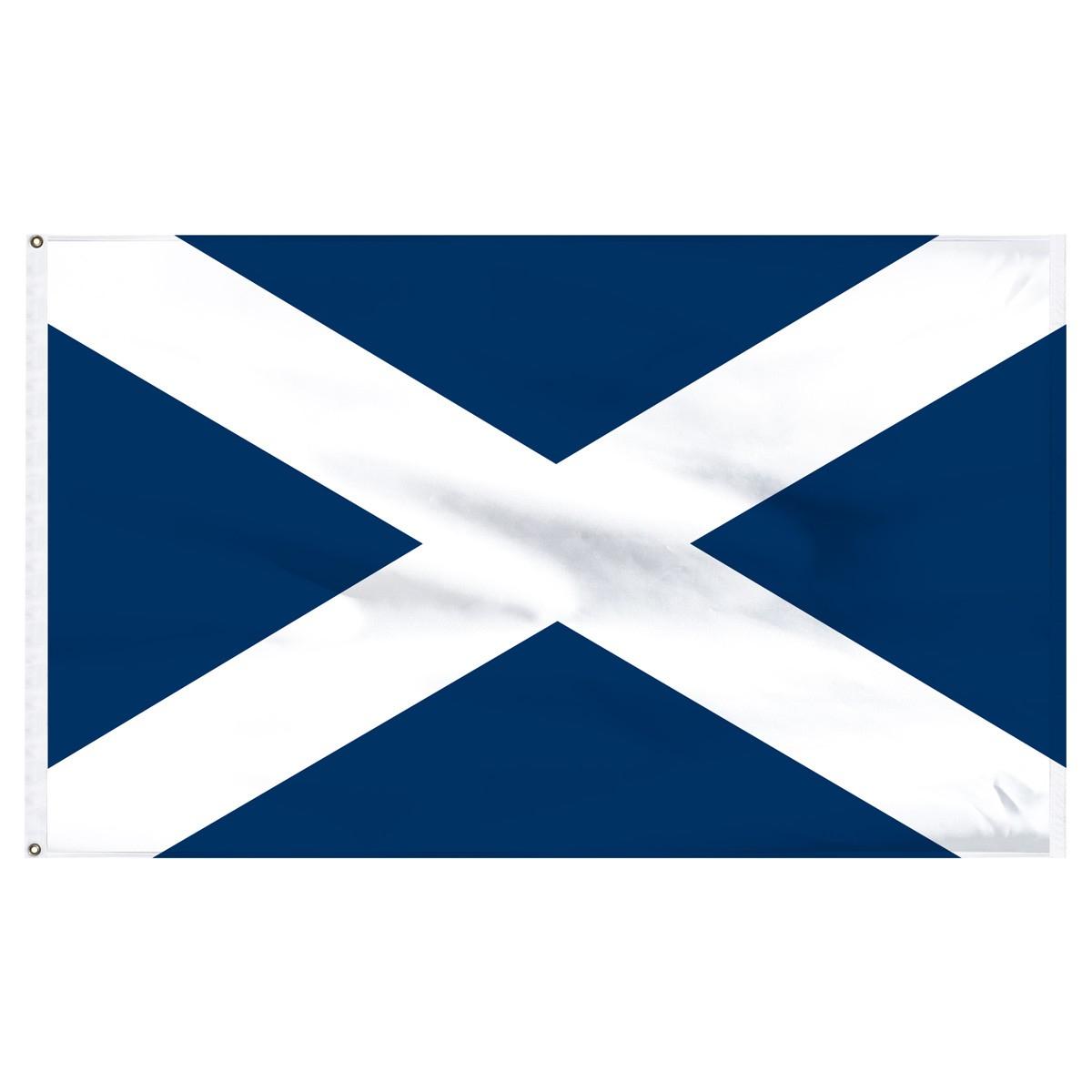 Secrets Picture Of The Scotland Flag Icon Circle Low Polygon Royalty - Free Printable Scottish Flag