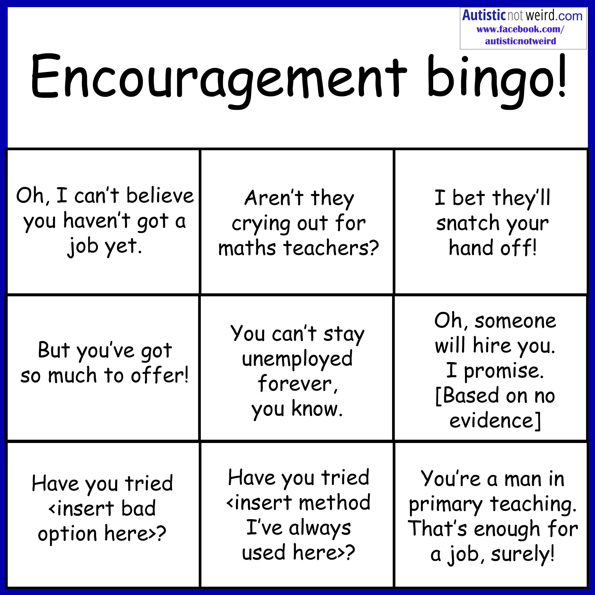 Self Esteem Bingo Printable   Www.topsimages - Free Printable Self Esteem Bingo