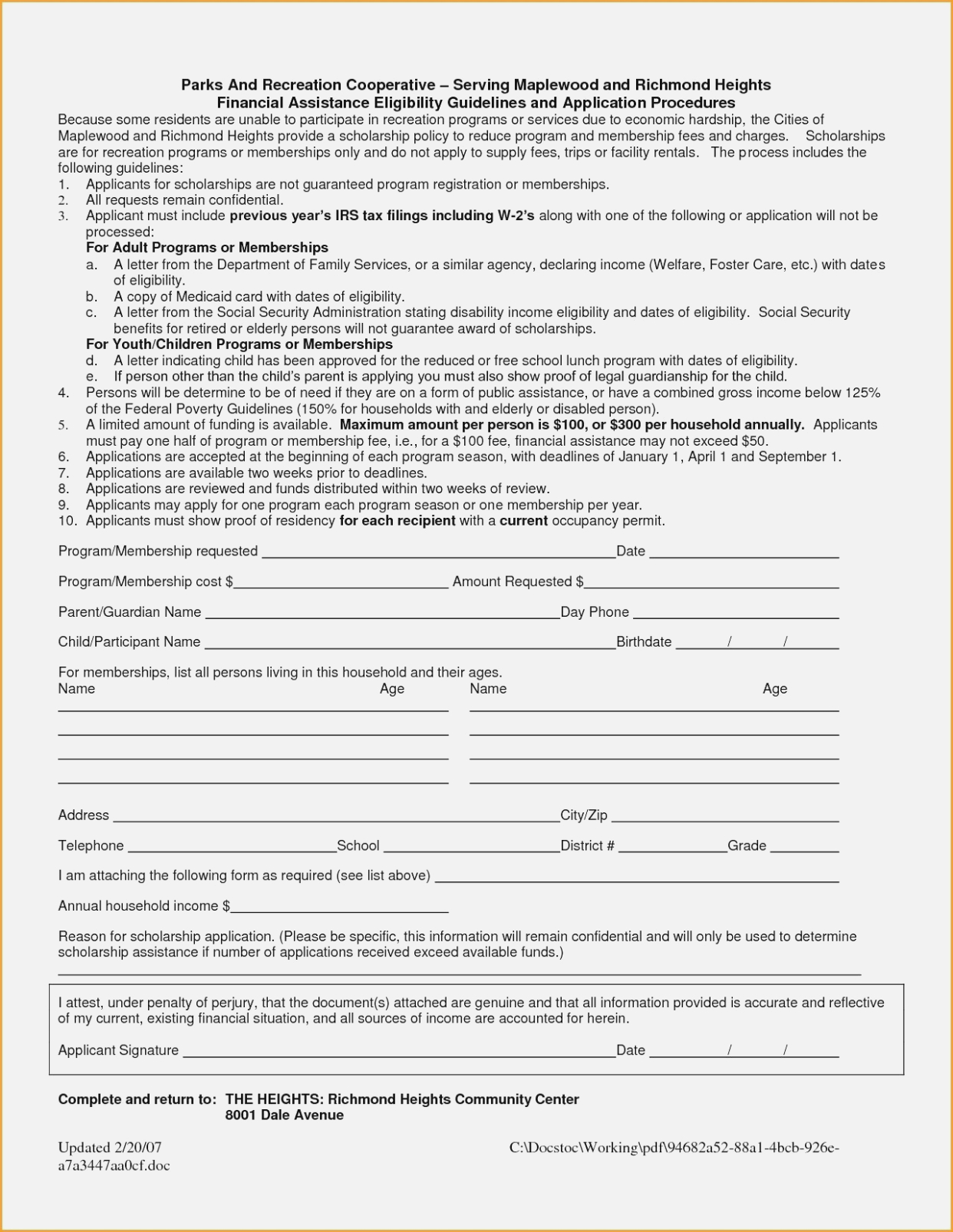Seven Things That You | Invoice And Resume Template Ideas - Free Printable Guardianship Forms