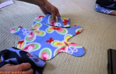 Sewing A Fleece Dog Coat – Youtube – Dog Sewing Patterns Free Printable