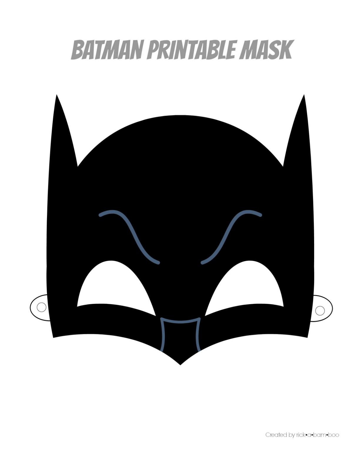 Shared With Dropbox   $3 Or Less   Pinterest   Antifaz, Fiestas - Free Printable Superhero Masks
