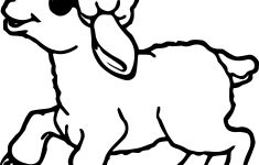 Sheep Coloring Page | Teamshania : Content Coloring Pages For – Free Printable Pictures Of Sheep