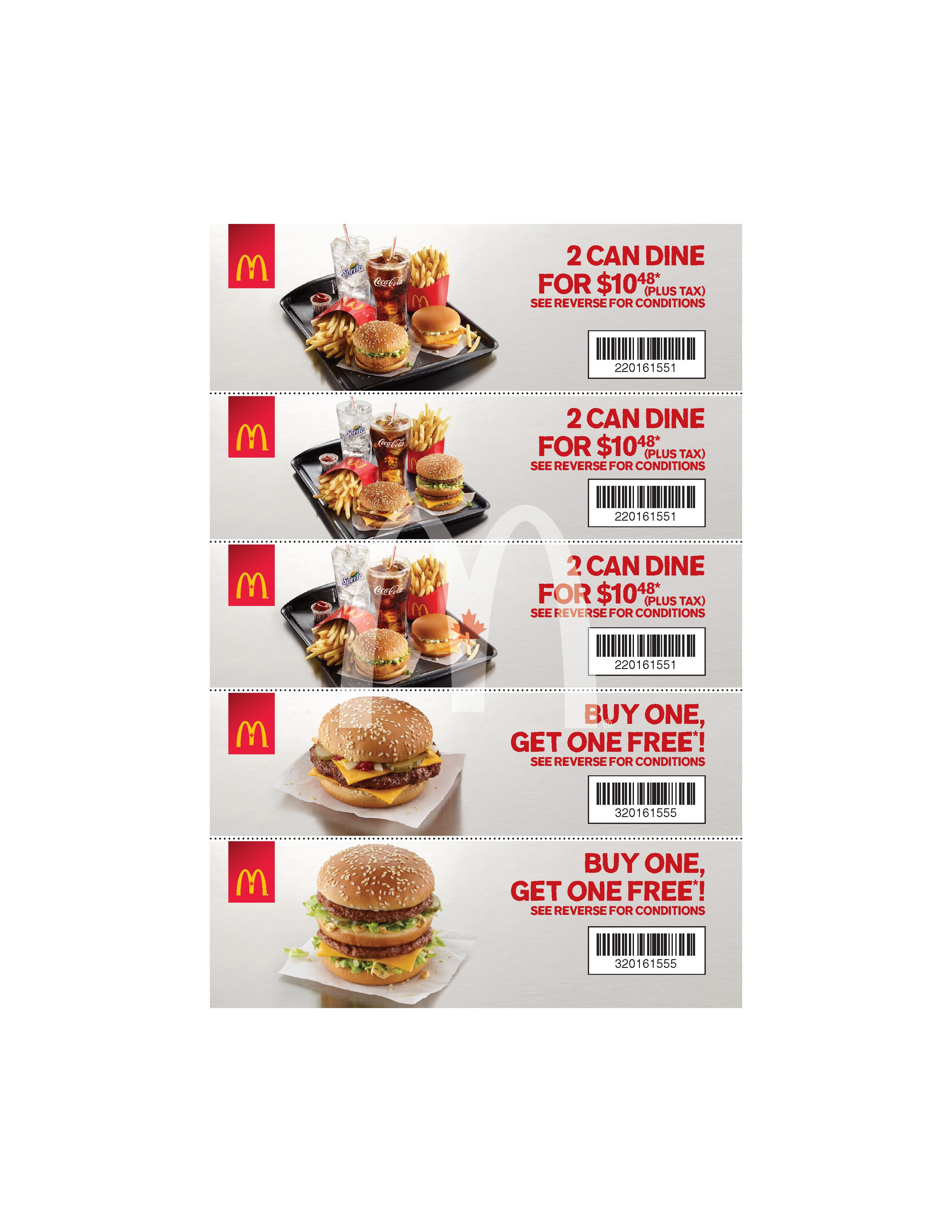 Sheet-Mcdonalds-Coupons-Free-Printable – Printable Coupons Online - Free Printable Mcdonalds Coupons Online
