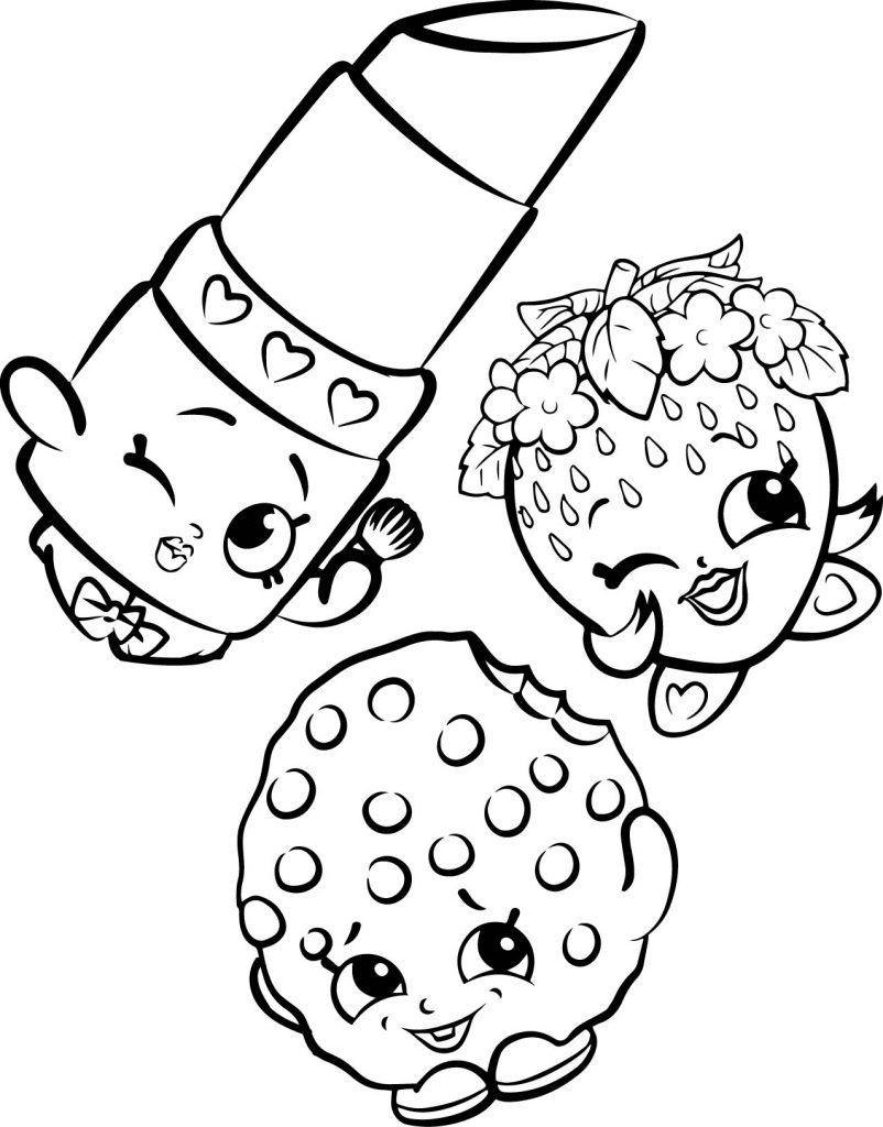 Shopkins Coloring Pages | Cartoon Coloring Pages | Pinterest - Shopkins Coloring Pages Free Printable