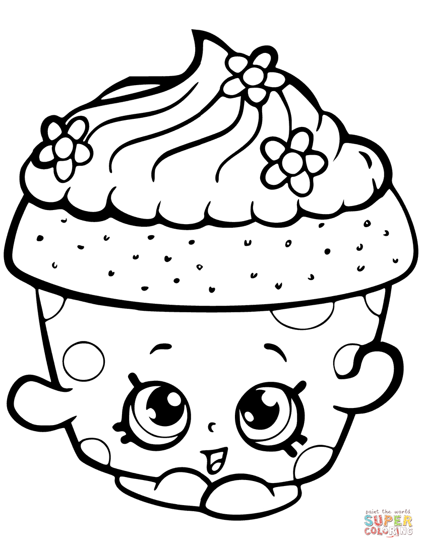 Shopkins Coloring Pages | Free Coloring Pages - Shopkins Coloring Pages Free Printable