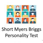 Short Myers Briggs Personality Test Worksheet   Free Esl Projectable   Free Printable Personality Test