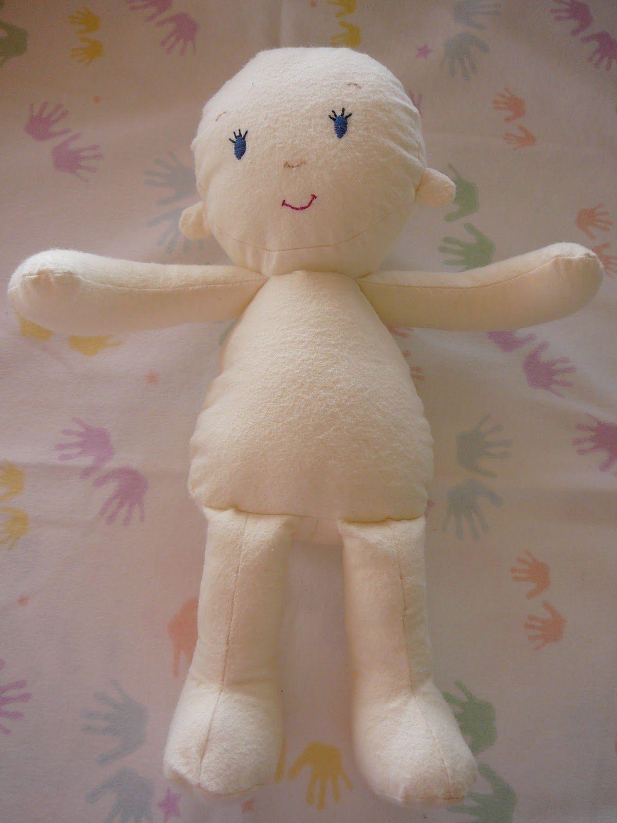 Soft Cloth Doll Patterns Free | Cloth Doll Sewing Pattern | My - Free Printable Cloth Doll Sewing Patterns