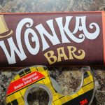 Spark And All: Charlie And The Chocolate Factory   Free Printable Wonka Bar Wrapper Template