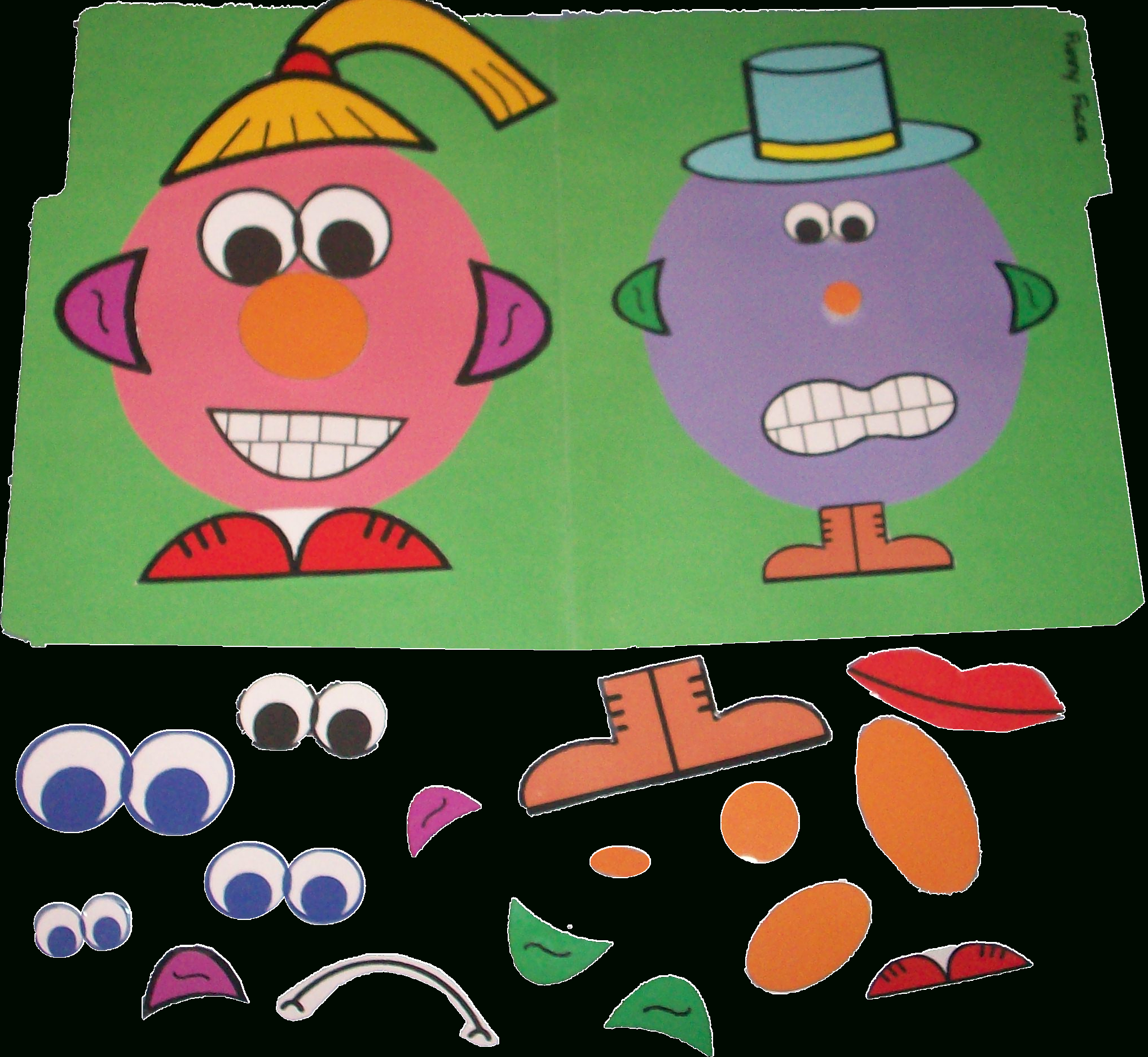 Speech And Language Games And Cards: Free Printables - Speech And - Free Printable Memory Exercises