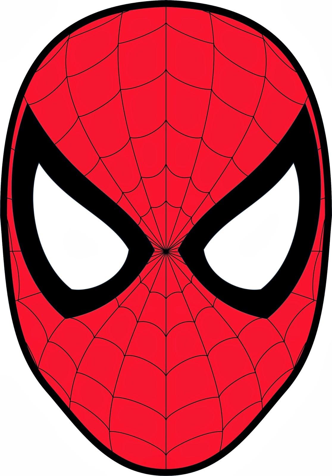 Spiderman: Free Printable Kit. - Oh My Fiesta! For Geeks - Free Printable Spiderman Pictures