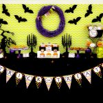 Spooktacular Halloween Party!   Free Printable Halloween Party Decorations