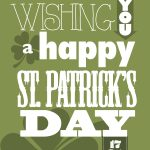 St. Patrick's Day Free Printables   How To Nest For Less™   Free Printable St Patrick's Day Banner