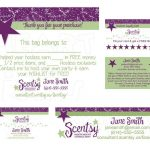 Standard Printable Scentsy Business Cards Online | Business Cards   Free Printable Scentsy Business Cards
