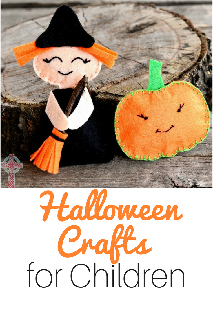 Super Fun Halloween Crafts For Kids - Halloween Crafts For Kids Free Printable