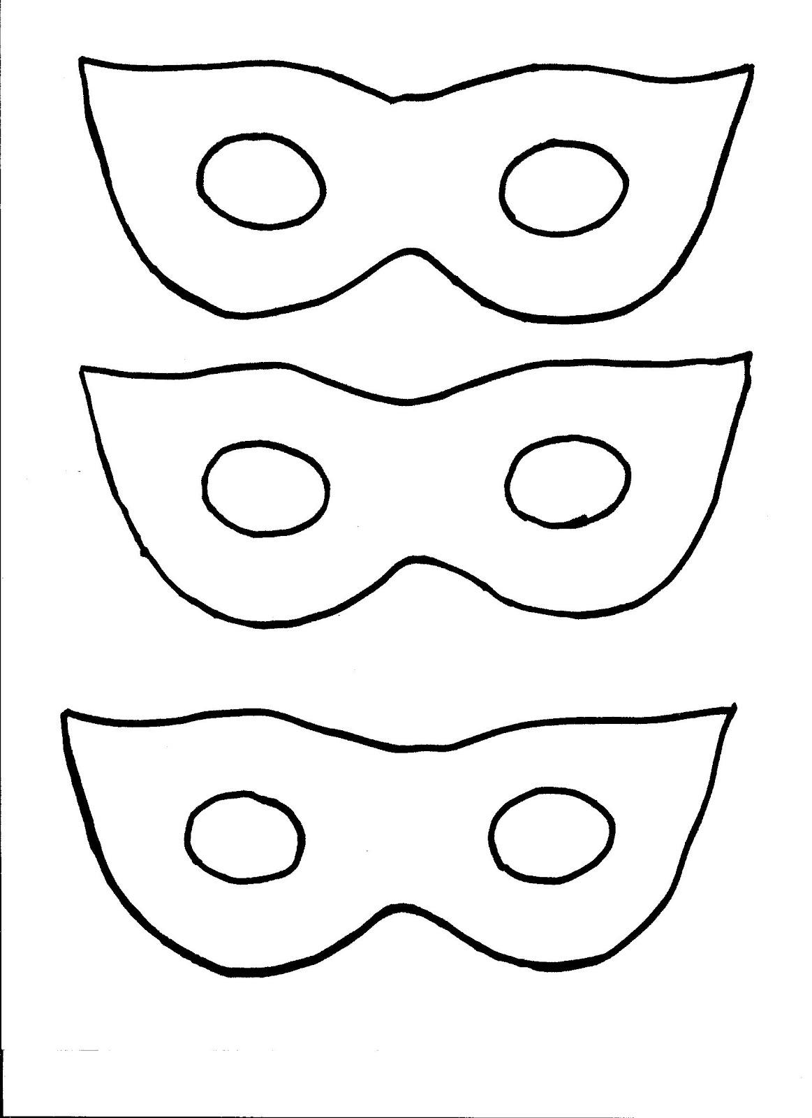 Super Hero Mask Template   Clipart Panda - Free Clipart Images - Free Printable Superhero Masks