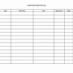 Supply Inventory Spreadsheet Template Or Inventory Sign Out Sheet   Free Printable Sign In And Out Sheets