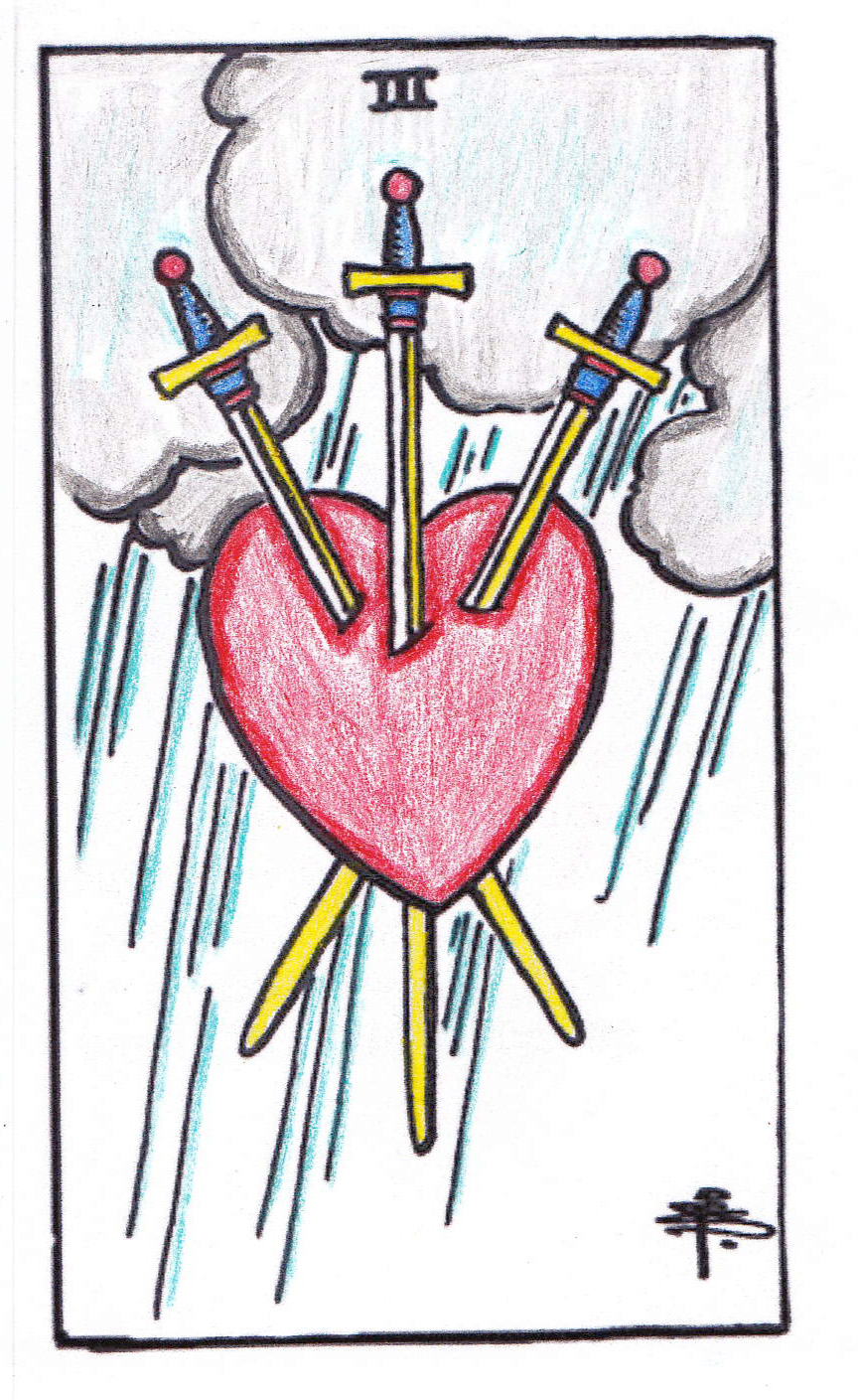 Tarot Exercise – Colour Your Own! – Tarot Taxi - Free Printable Color Your Own Cards