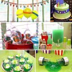 Teenage Mutant Ninja Turtle (Tmnt) Birthday Party   The Scrap Shoppe   Free Printable Tmnt Food Labels