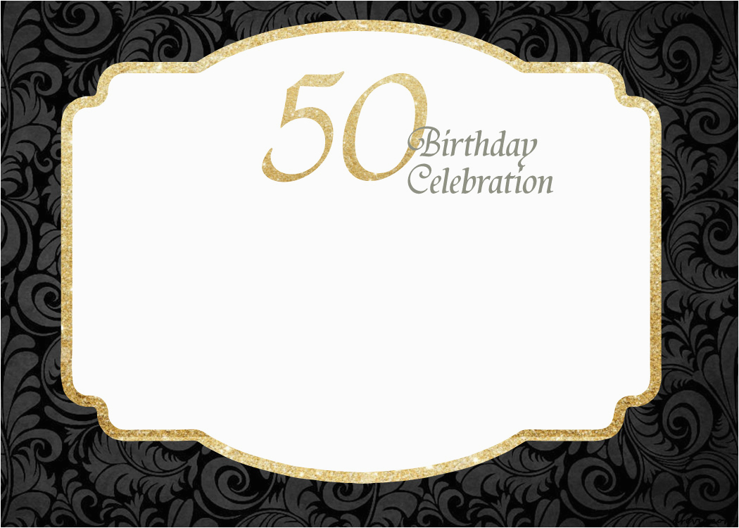 Template For 50Th Birthday Invitations Free Printable Free Printable - Free Printable Dallas Cowboys Birthday Invitations