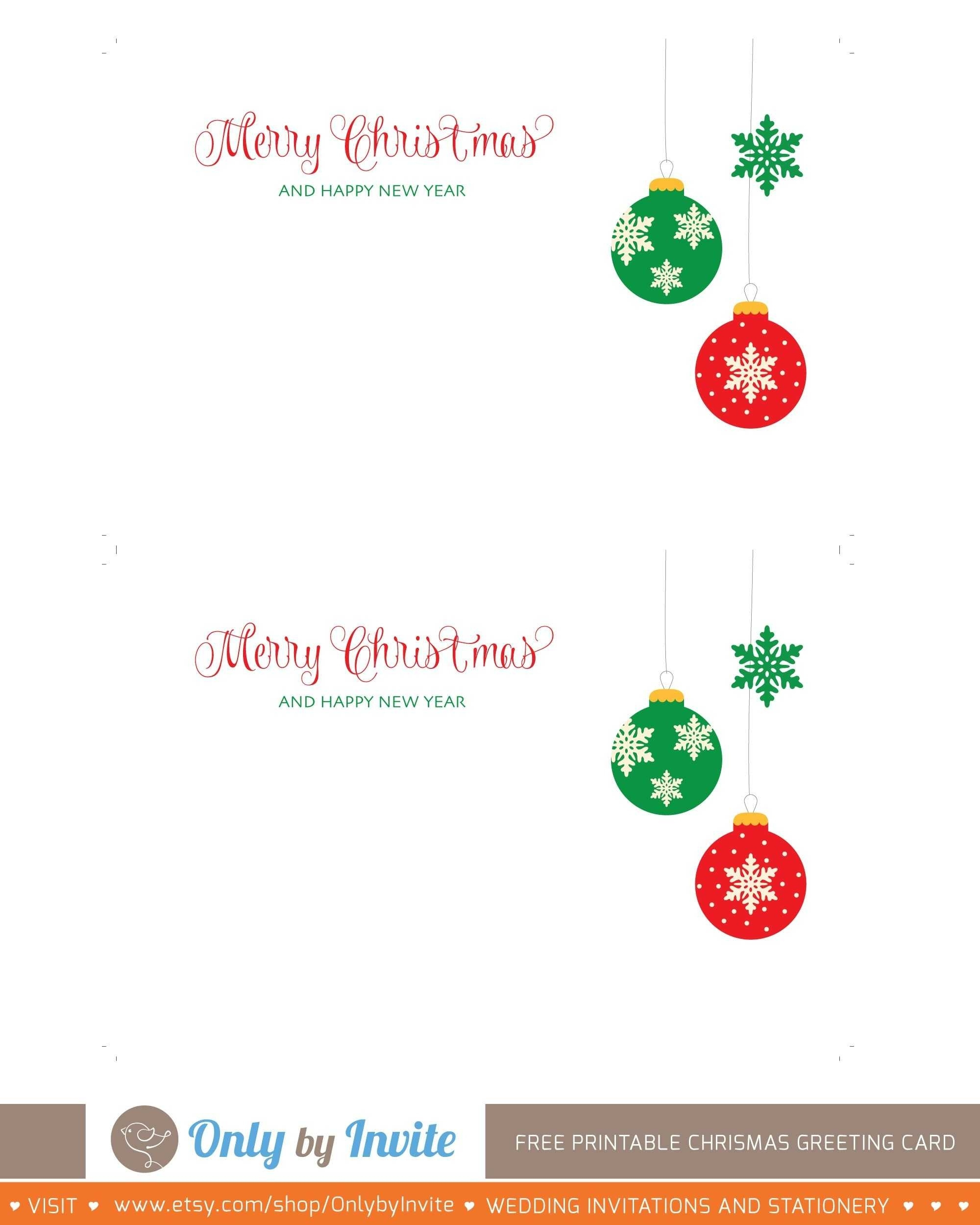Template Greeting Card Free Printable | World Of Label - Free Printable Military Greeting Cards