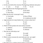 Thanksgiving Trivia Quiz, The Winner Getting To Get The First Slice   Thanksgiving Games Printable Free