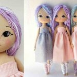 The 22 Best Doll Sewing Patterns   Free Printable Rag Doll Patterns