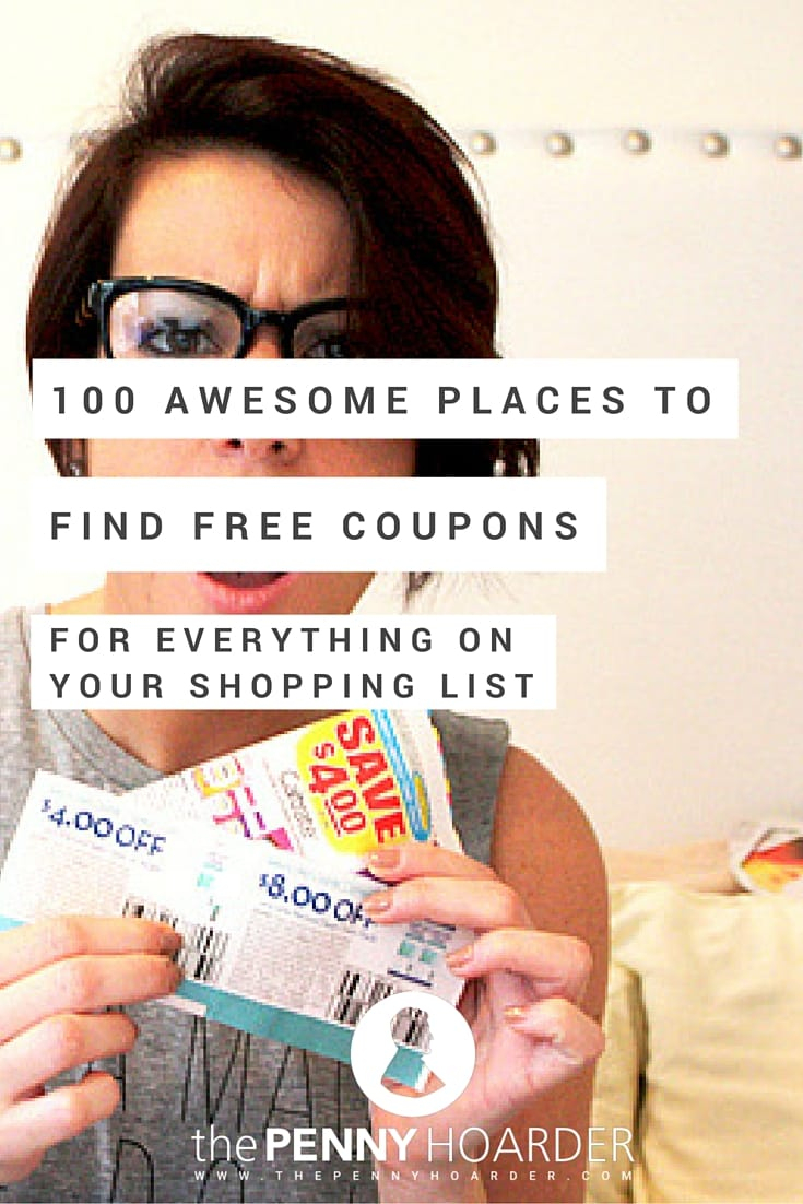 The 99 Best Places To Get Free Digital And Printable Coupons - Free Printable Coupons Without Downloads