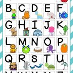 The Cozy Red Cottage: Free Printable Alphabet Flashcards   Free Printable Abc Flashcards With Pictures