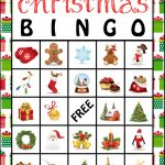 The Kurtz Corner: Free Printable Christmas Bingo Cards | Winter / X   Free Printable Bingo Cards 1 100