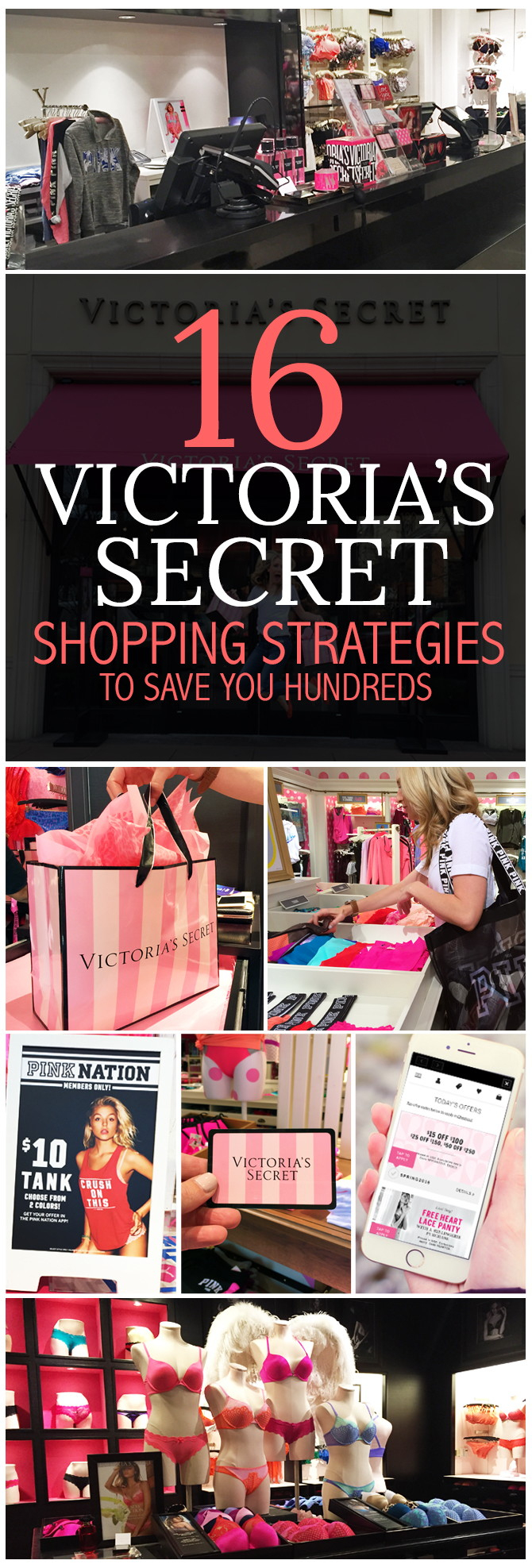 These 16 Victoria's Secret Shopping Strategies Will Save You - Free Printable Coupons Victoria Secret