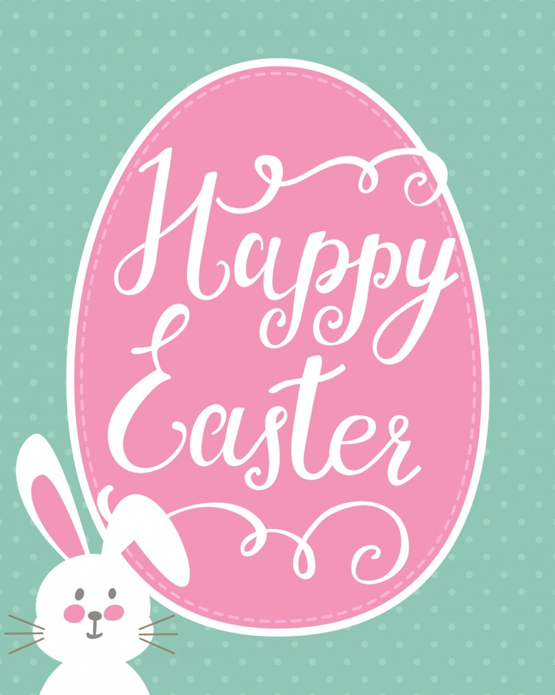 Tips: Charming Easter Printables Ideas — Neptunerestaurant - Free Printable Easter Cards To Print