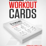 Travel Workout Cards   Free Printable Trx Workouts