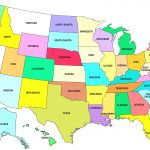 Us Printable Map With States Usa 081919 Awesome Free Printable Usa   Free Printable Usa Map