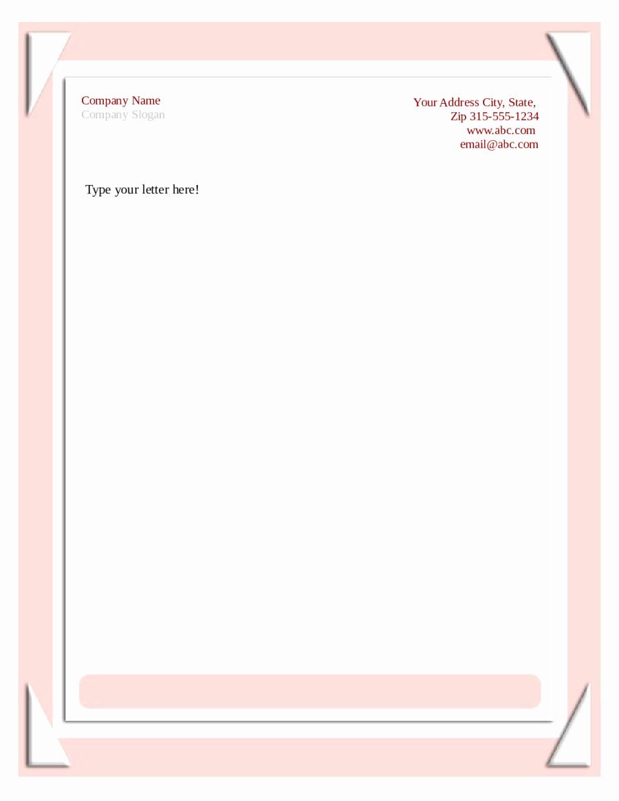 Valentine Stationery Free Printable - Classy World - Free Printable Baseball Stationery