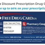 Walgreens Pharmacy Discount Prescription Card   Savings On Rx Drugs   Free Printable Prescription Coupons