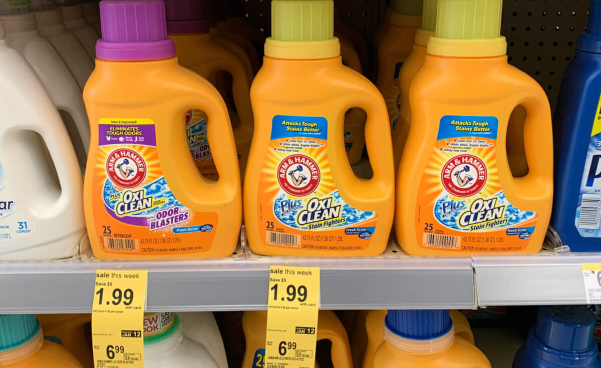 Walgreens Shoppers - $0.99 Arm & Hammer Laundry Detergent!living - Free Printable Coupons For Arm And Hammer Laundry Detergent