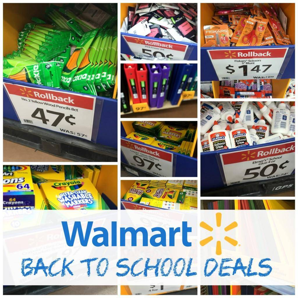 Walmart Back To School Deals 2018 | School Supplies, Backpacks & More - Free Printable Coupons For School Supplies At Walmart