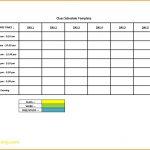 Weekly Work Schedule Mplate Plan Word Google Docs Employee Excel   Free Printable Blank Work Schedules