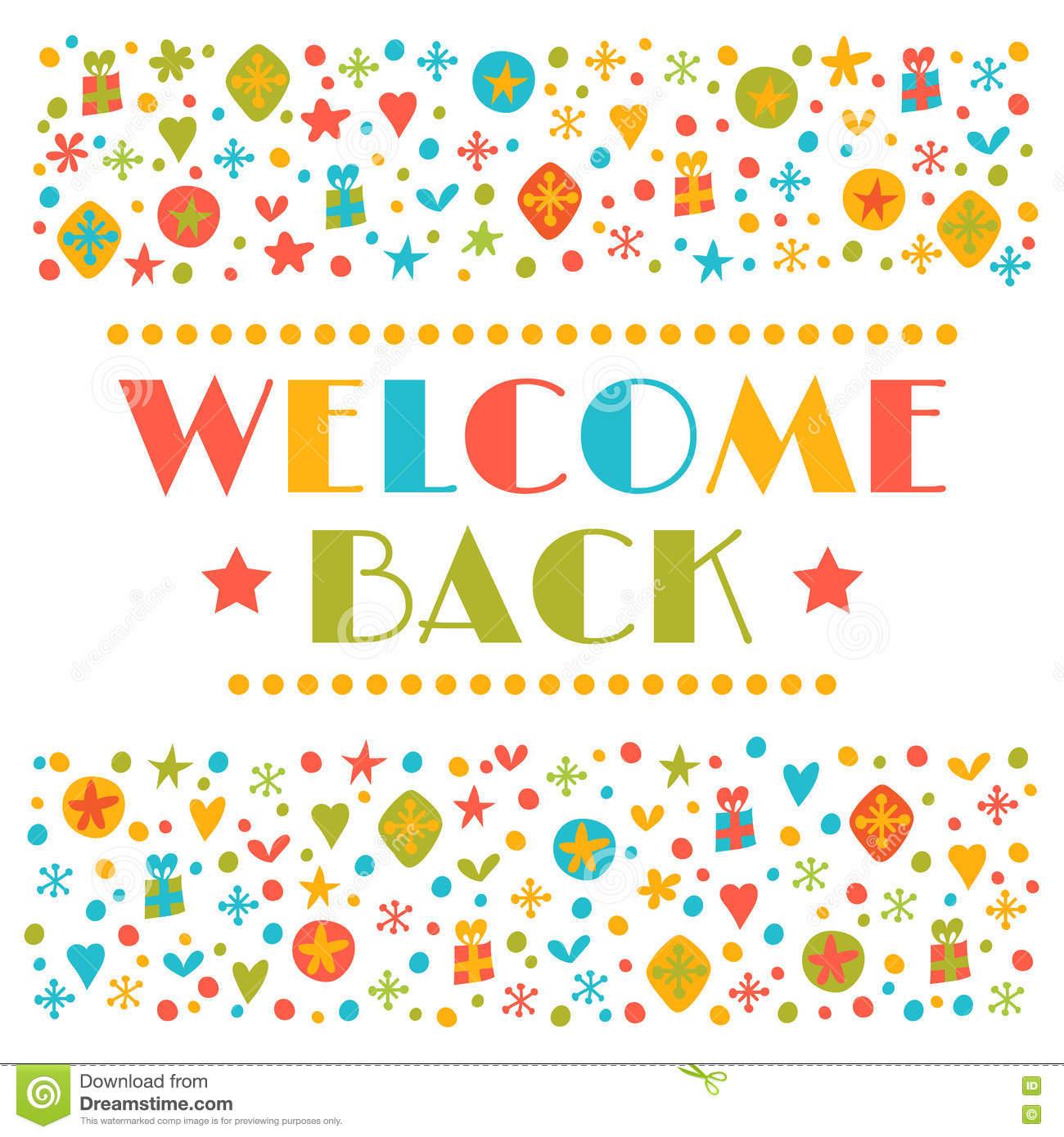 Welcome Back Cards Christmas Printable – Festival Collections - Welcome Home Cards Free Printable