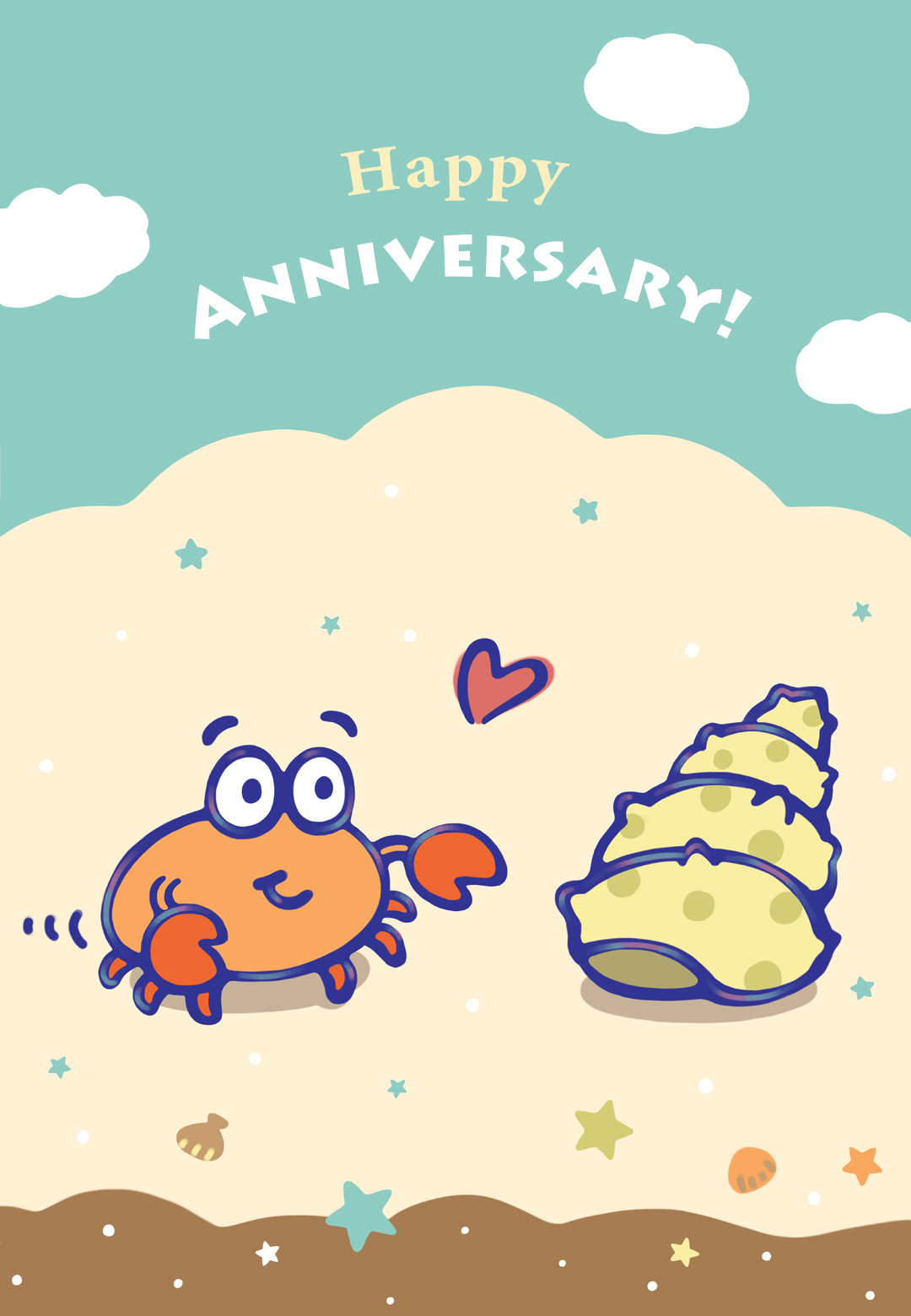 When I Found You - Free Happy Anniversary Card | Greetings Island - Printable Cards Free Anniversary