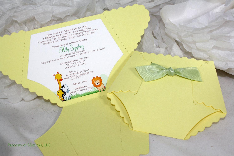 Where To Buy Baby Shower Invitation Free Printable Simple Baby - Free Printable Diaper Baby Shower Invitations