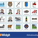 "Widgit Software On Twitter: ""free Scottish Vocabulary Symbols For St   Free Printable Widgit Symbols"