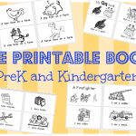 Wild Rumpus Schoolhouse: *printable Books (Pk K) | Preschool   Free Printable Books For Beginning Readers