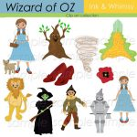 Wizard Of Oz, Digital Clip Art, Stationary, Scrapbooking And Paper   Free Printable Wizard Of Oz Masks