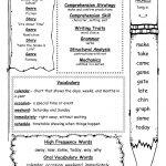 Wonders First Grade Unit Three Week One Printouts   Free Printable First Grade Worksheets