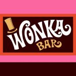 Wonka Bartoo Legit To Quitso He Passed It All On To Charlie   Free Printable Wonka Bar Wrapper Template